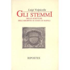 Gli stemmi nelle scritture dell'archivio di Stato di Napoli