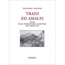 Trani ed Amalfi