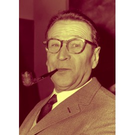Georges Simenon in immagini e parole