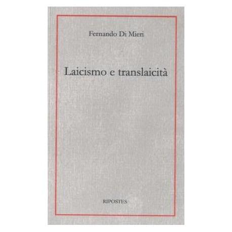 Laicismo e translaicità