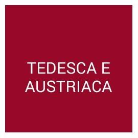 TEDESCA E AUSTRIACA
